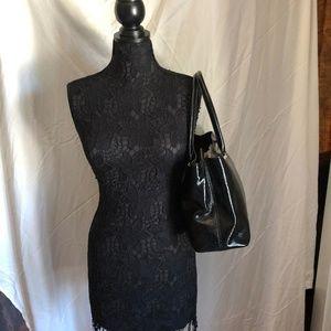 "Kate Spade Bags - Kate Spade black ""shiny"" purse"